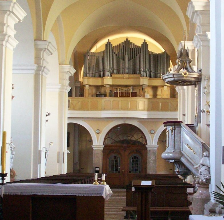 Klast. kostel UB